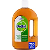 Dettol Classic Antibacterial Disinfectant Liquid, 750ml