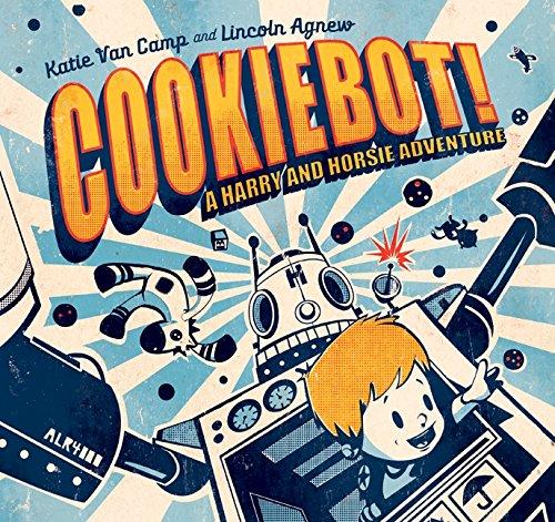 CookieBot! (Harry and Horsie)