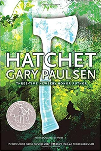 Image result for hatchet book