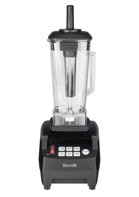 blendit Licuadora de alto rendimiento sin BPA - Smoothie maker - Motor con el 1.500 vatios - Ideal para batidos verdes, sopas, almendra Leche, helado, ...