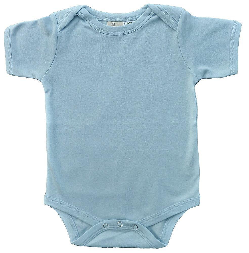 67748f3cc0630 Amazon.com  100% Organic Cotton Baby Onesie Bodysuit by Lukeeno  Clothing