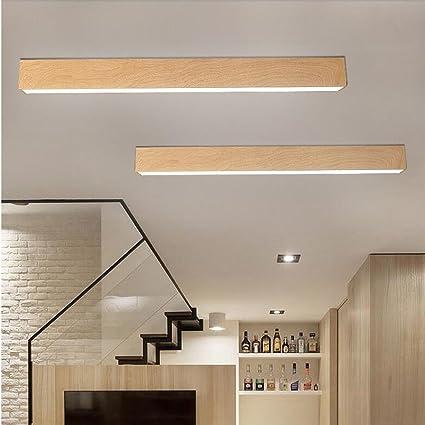 FUFU Iluminación de Techo Araña de LED Lámparas de Oficina ...