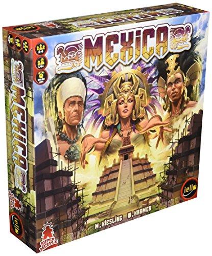 Mexica Board Game by IELLO