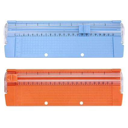 Recortadora de papel portátil, A4/A5, cortadora de papel de ...