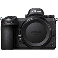 Nikon Z 6 Mirrorless Digital Camera with FTZ Mount Adapter,