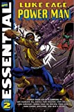 img - for Essential Luke Cage/Power Man, Vol. 2 (Marvel Essentials) book / textbook / text book