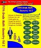 Fifth Grade Math Geometry Textbook Vol. 2