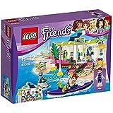LEGO - 41315 - Friends - Jeu de Construction - Le magasin de plage