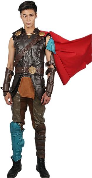 Nexthops Disfraz Thor:Ragnarok Traje Completo PU 16PZ Diseño ...
