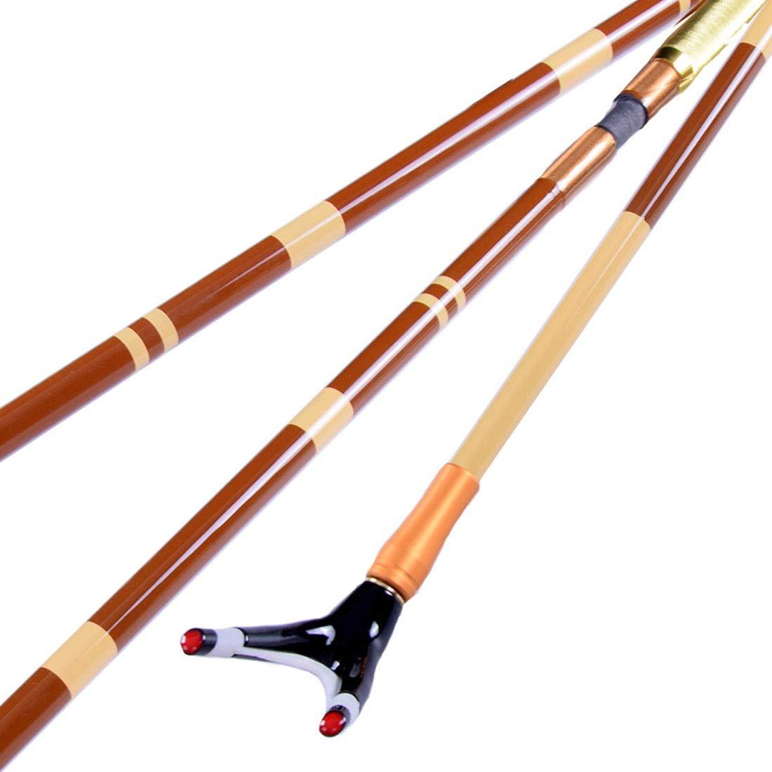 Gooderia 釣装置のための釣サポート2.1メートルカーボン釣竿サポートは池のウォーターフロントに適しています。 (サイズ : 210cm) 210cm  B07QF8QM9N