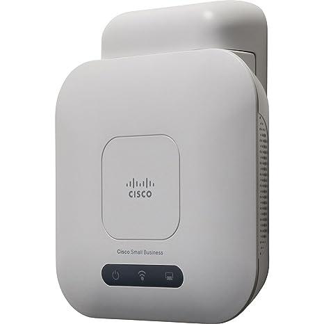 Cisco WAP121 Wireless-N Access Point with Single Point Setup  (WAP121-A-K9-NA)