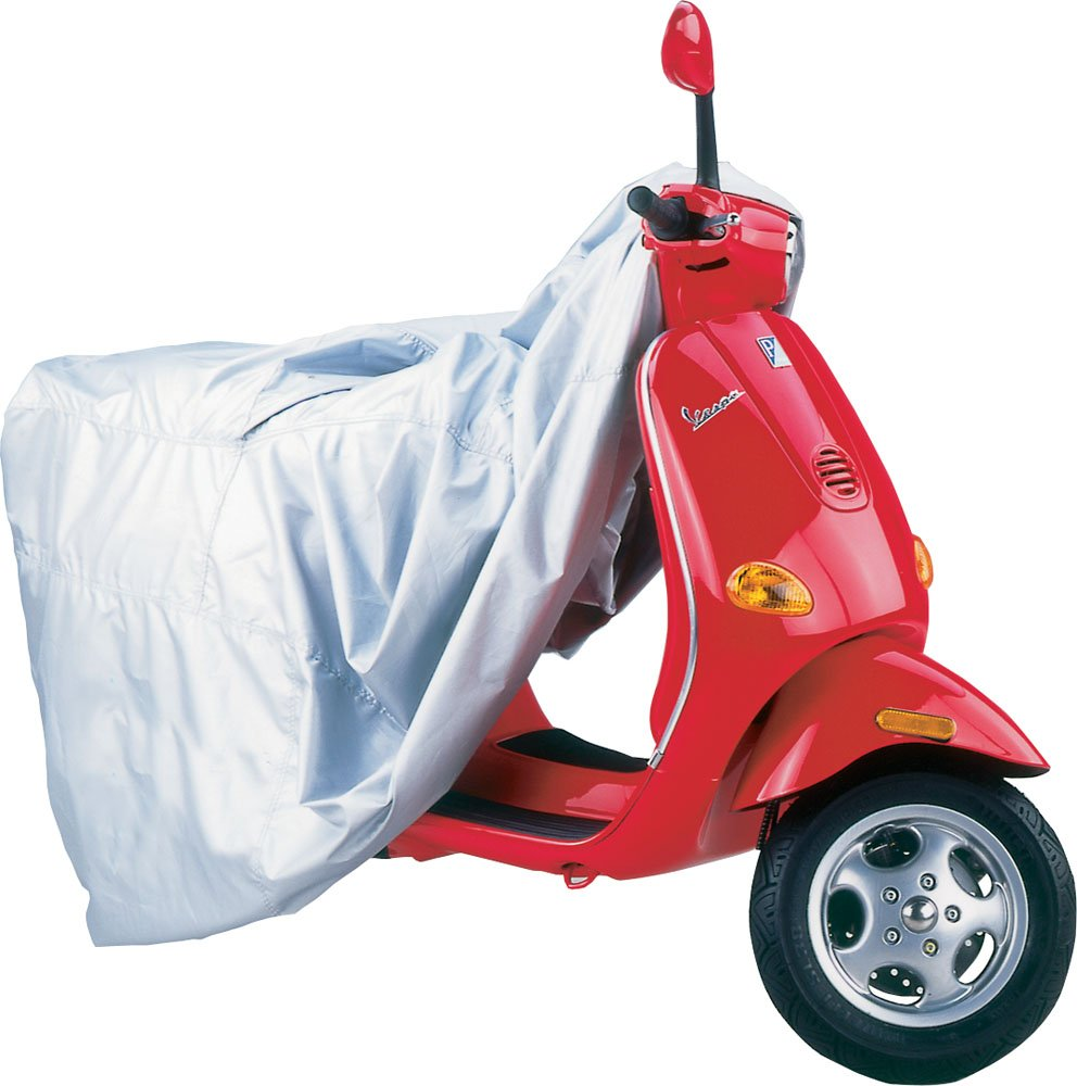 Nelson-Rigg SC-800-02-MD Silver Medium Scooter Cover by Nelson-Rigg