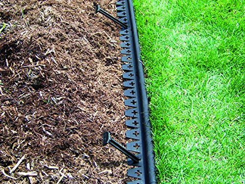 Valley View EDG-20GMC EDG-20 Easy Diamond Ground Lawn Edging, 20', Black by Valley View (Image #2)