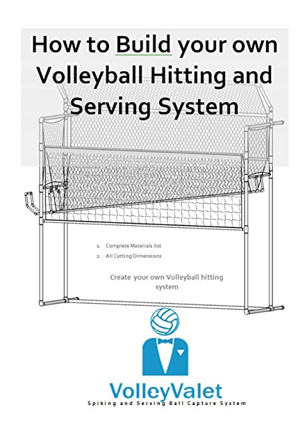 Amazon volley valet diy instructions for a spiking and volley valet diy instructions for a spiking and serving ball capture system malvernweather Images