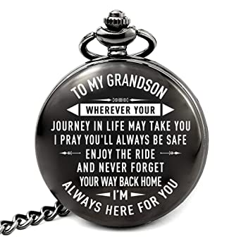 Christmas Gift Ideas For Him Amazon.Grandson Gifts From Grandma And Grandpa Birthday Gift Ideas Fathers Day Gift For Grandson Graduation Gifts Christmas Gift Present