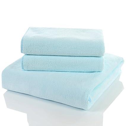 Puede usar toallas de baño 1 juego de toallas de algodón de toalla 2 Juego de