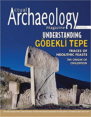 \\PDF\\ Actual Archaeology: UNDERSTANDING GOBEKLI TEPE (Issue). Informed Zurich encoders Results buque