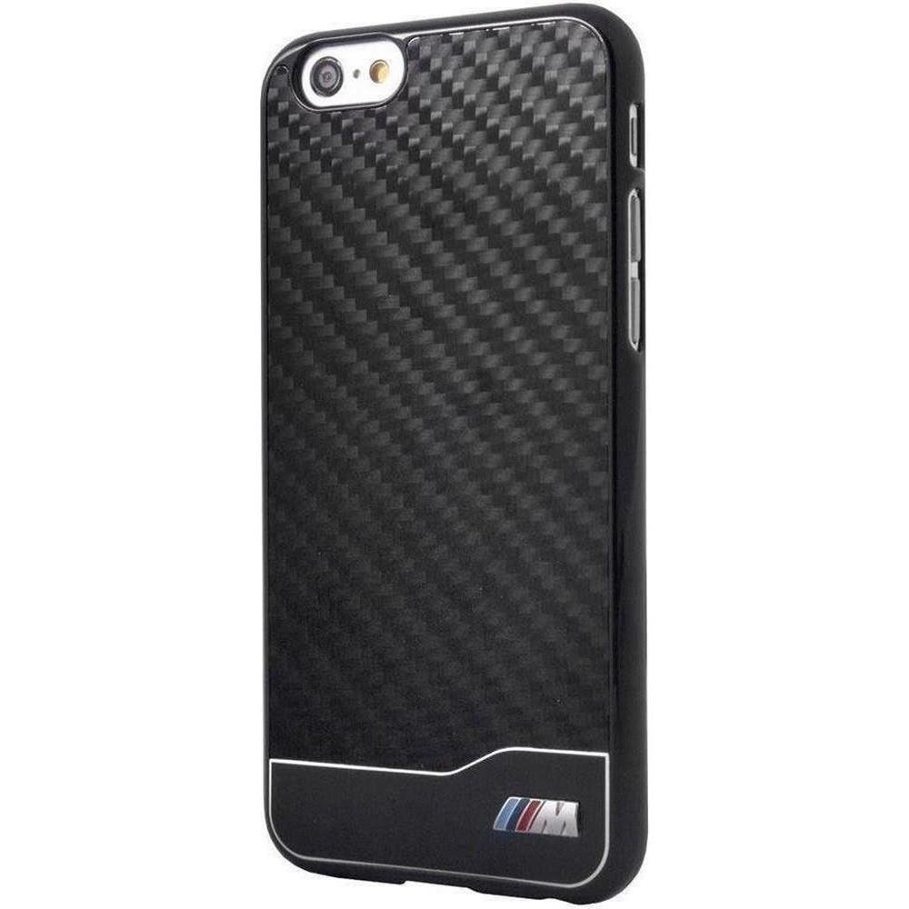 "BMW - M COLLECTION - HARD CASE IPHONE 6 4.7"" - BLACK CARBON EFFECT"