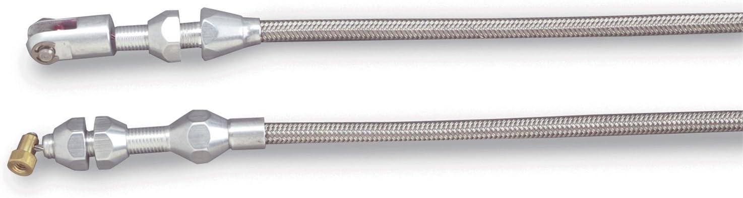 Lokar TC-1000LS1 Hi-Tech LS1 Braided Stainless Steel Throttle Cable Kit