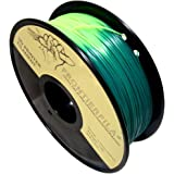 PLA 1kg 1.75mm Thermochromic Green/Yellow - 3D Printer Filament - FrontierFila