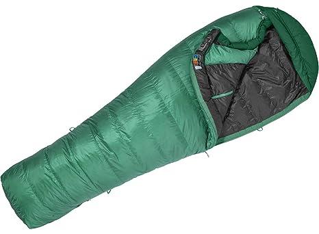 Marmot Palisade Saco de Dormir, Color Sage Green/Deep Forest, tamaño RZ,