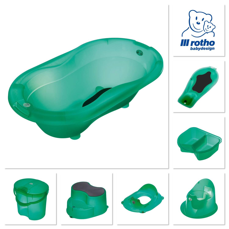 Blau Cool Blue 4l Rotho Babydesign Waschsch/üssel TOP//Bella Bambina 20006 0287 Ab 0 Monate