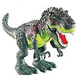 Dinosaur,DeXop Electronic Dinosaur Toys Walking Dinosaur with Flashing And Sounds for boys