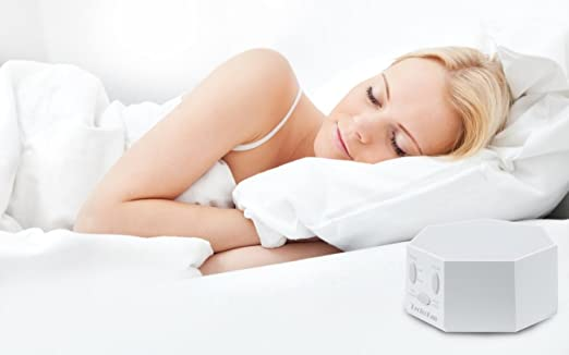 LectroFan - White Noise Machine with 10 Fan and 10 White Noise Options