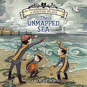 The Unmapped Sea Audiobook