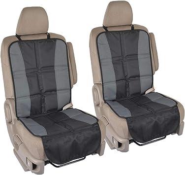 Oxford Luxury Car Seat Protector Auto antideslizante Mat Child Baby Kids Funda de protecci/ón de asiento para silla de coche