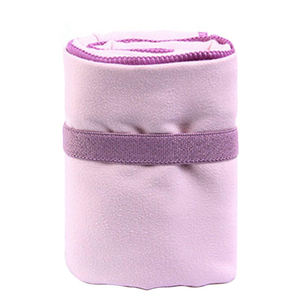 BEETEST Toalla Deportiva microfibra portátil rápido secado toalla rápidamente seca toalla Antibacterial para viajes al aire libre senderismo Camping Running natación gimnasio Yoga(Azul,M)