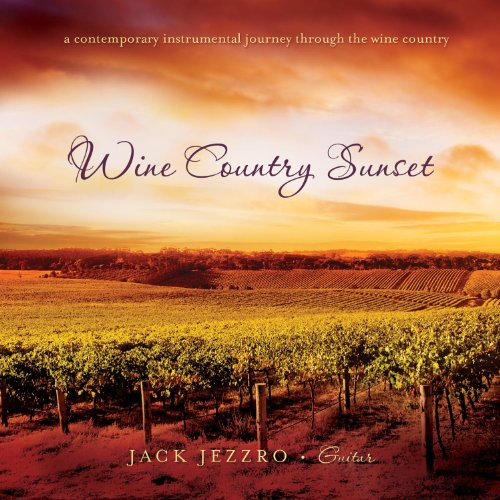 Wine Country Sunset - Hill Country Sun