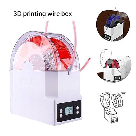 haoun - Caja de Almacenamiento de filamentos para Impresora 3D ...