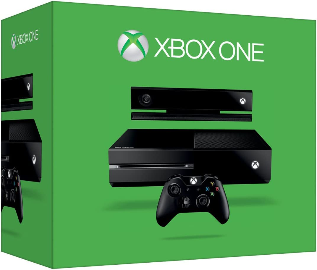 Xbox One 500GB Console with Kinect Amazon.co.uk PC \u0026 Video