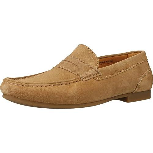 Mocasines para Hombre, Color Hueso, Marca SEBAGO, Modelo Mocasines para Hombre SEBAGO 160045S Hueso: Amazon.es: Zapatos y complementos