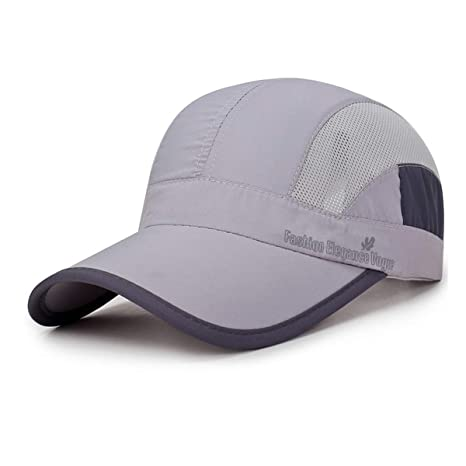 ad50a4a9 Gisdanchz UPF Hats for Women Running,Mens Summer Hat,UV Protection  Breathable Outdoor Hats