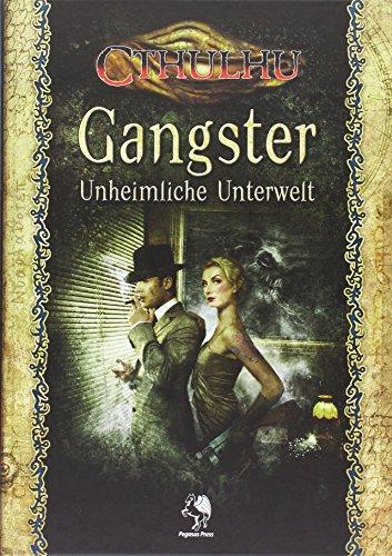 Cthulhu Gangster Komplettausgabe (Hardcover)