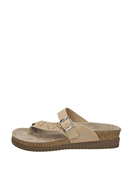 6c2ddde360e Mephisto Helen PERF N Thongs Woman Taupe 37  Amazon.co.uk  Shoes   Bags