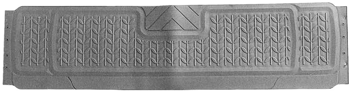 MIMAX 19-4208 420 Series Grey Extreme Rubber Mat 1 Piece