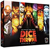Dice Throne,Combat Game