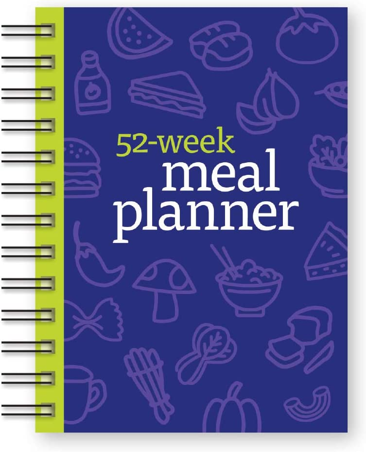 Weight Watchers 52-Week Meal Planner