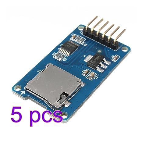 VI. yo SD tarjeta memoria micro SD TF tarjeta de lector de ...