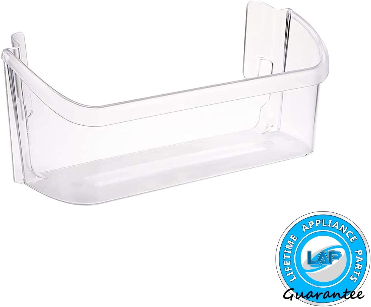 Lifetime Appliance 240363702 Door Shelf Rack Compatible with Frigidaire Refrigerator (1)