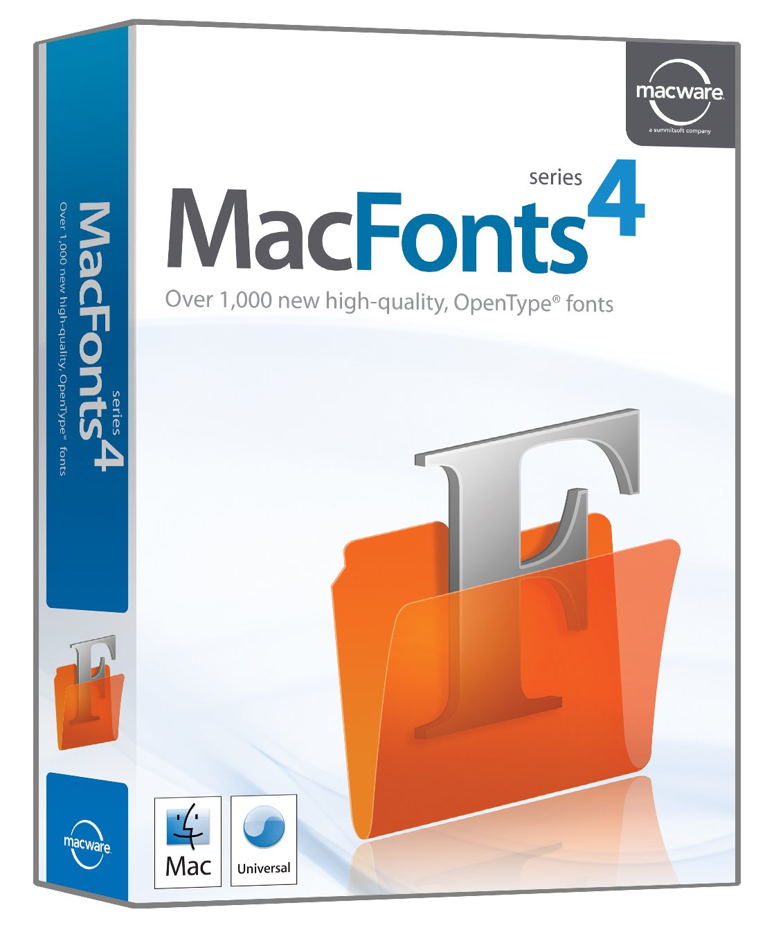 MacFonts Series 4 by Macware