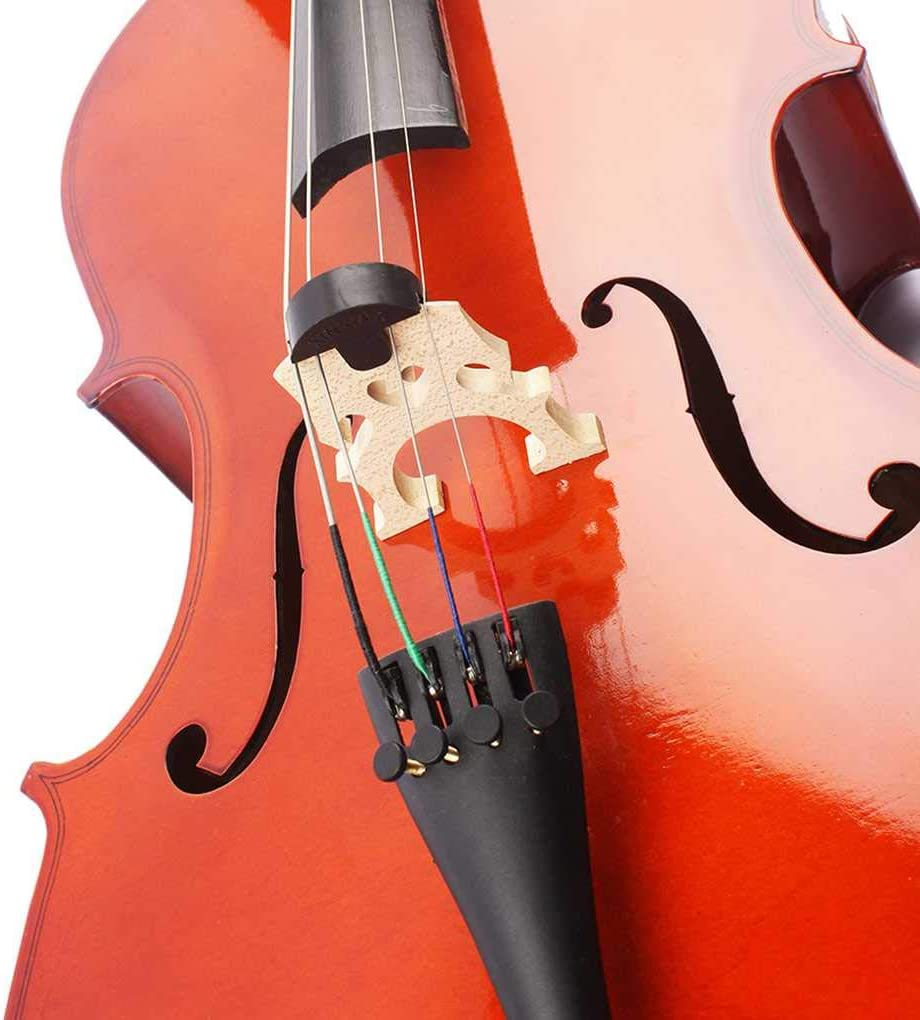 Morza Cello Black Round Rubber Cello Mute Fiddle Silencer Quiet Practice Sourdine Tools Instruments Accessories