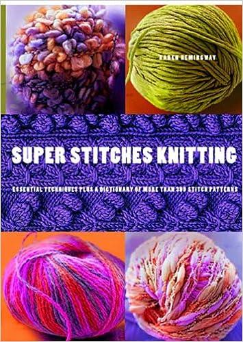 Amazon Super Stitches Knitting Knitting Essentials Plus A