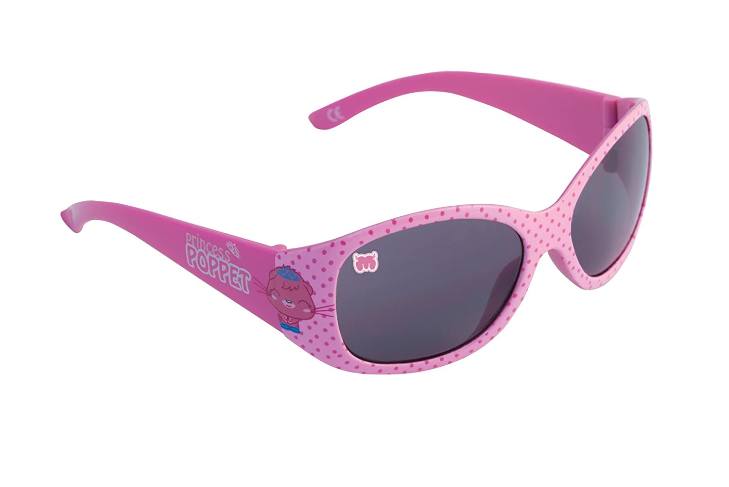 Amazon.com: Moshi Monsters Girls Pink Poppet Sunglasses ...