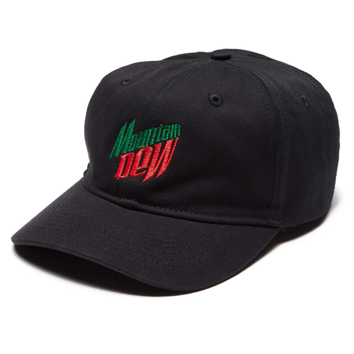 4b5706624 CCS x Mountain Dew Sponor Hat Black at Amazon Men's Clothing store: