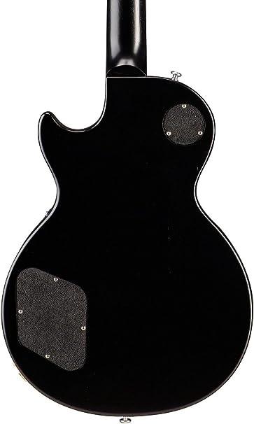 Gibson Les Paul 50s Tribute 2016 T - Guitarra eléctrica (mástil tradicional, pastilla GraphTech), color marrón y negro: Amazon.es: Instrumentos musicales