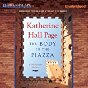 The Body in the Piazza: A Faith Fairchild Mystery, Book 21 | Katherine Hall Page